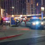Las Vegas Strip Shootings Continue Near Stage Door Casino