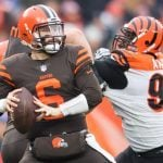 Cleveland Browns Favored in NFL's 100th Birthday Bash