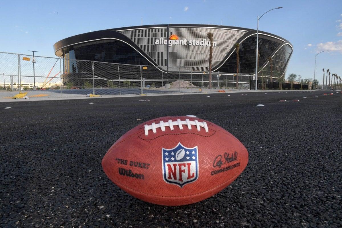 Las Vegas Raiders Allegiant Stadium
