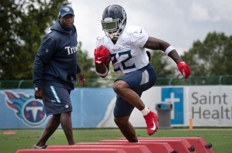 Titans RB Derrick Henry