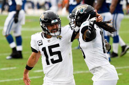 Jacksonville Jaguars Gardner Minshew