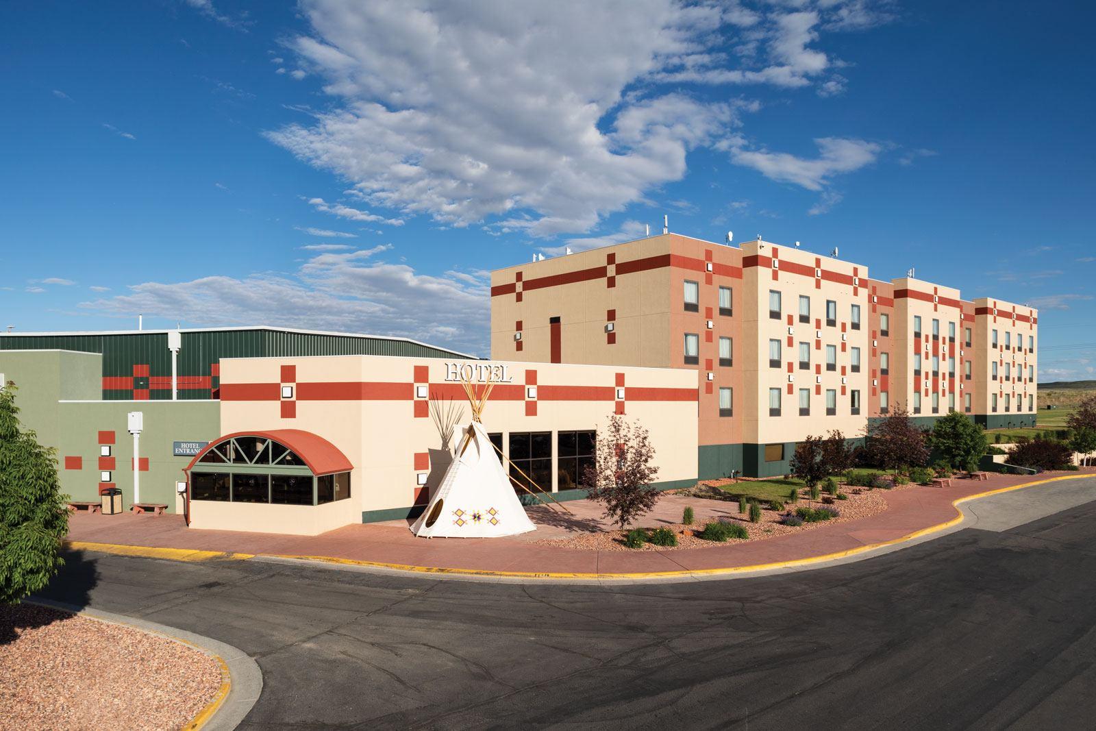 Wyoming gambling legislation