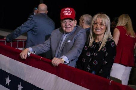 Sheldon Adelson Trump campaign donor