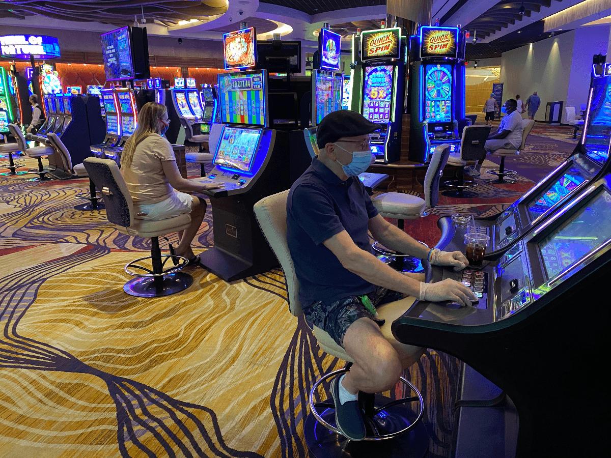 Sahara Las Vegas Nevada COVID-19