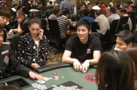 China online poker