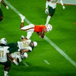 Louisville-Miami Primetime College Football Game Features Aspiring Heisman Contenders
