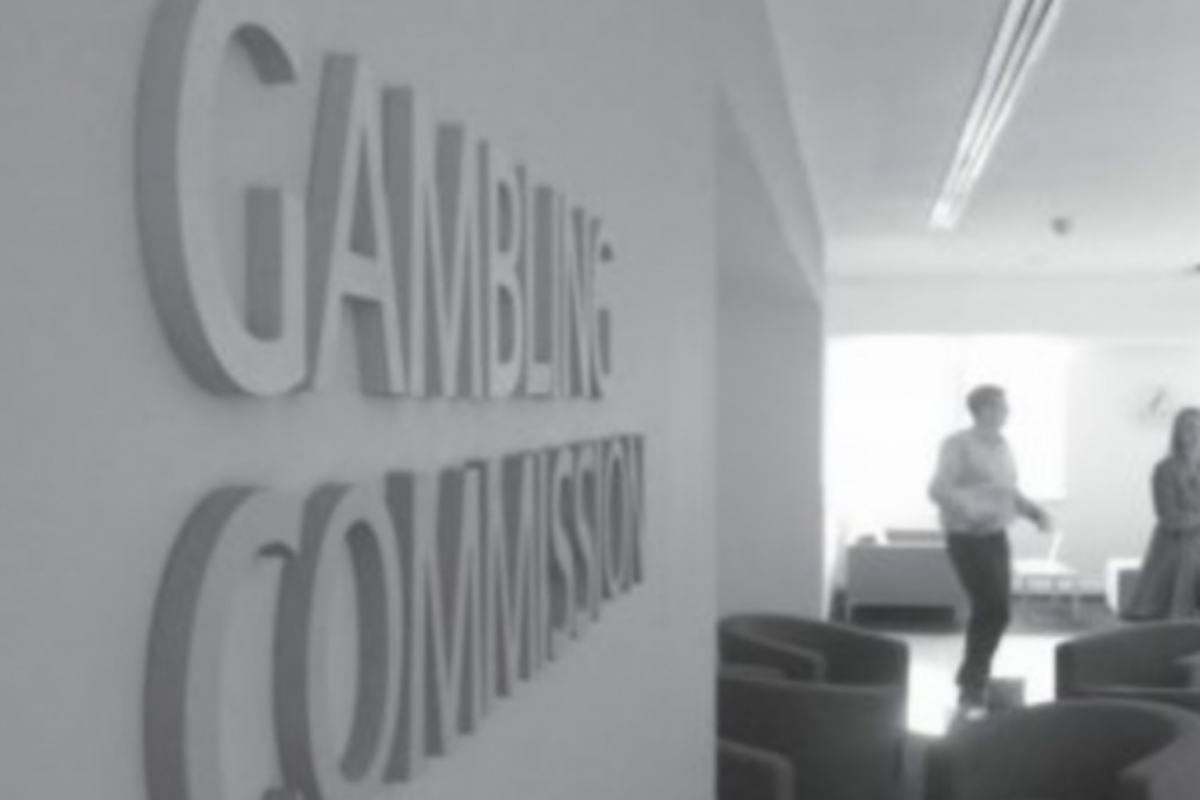 UK Gambling Commission Facebook ads