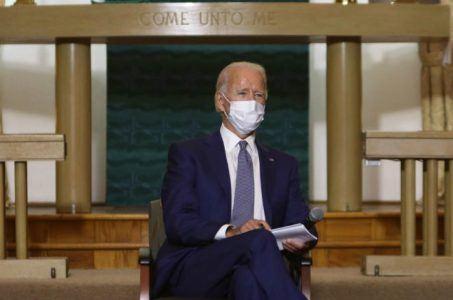 Joe Biden 2020 odds Trump