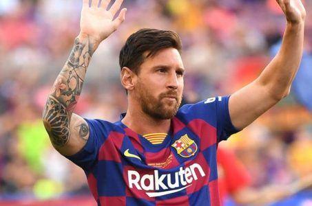 Lionel Messi odds soccer Barcelona