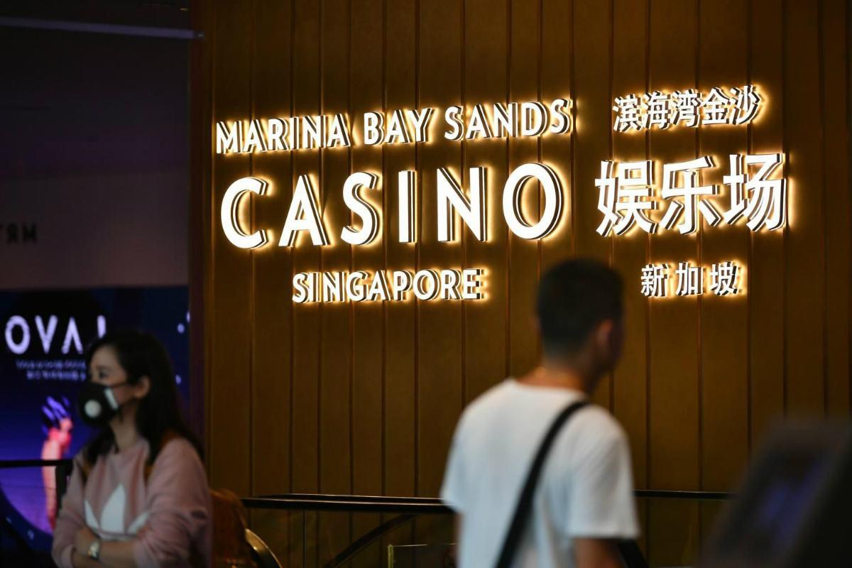 Marina Bay Sands junket transfer
