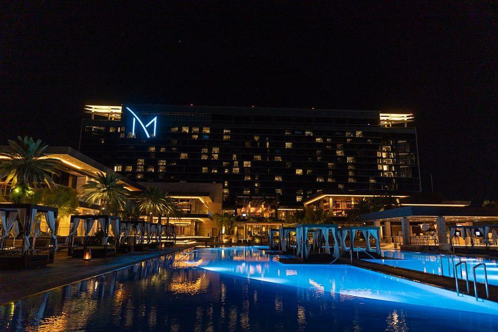 Vegas casino layoffs