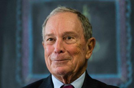Michael Bloomberg 2020 odds Biden Trump