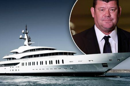 James Packer Crown Resorts Sydney