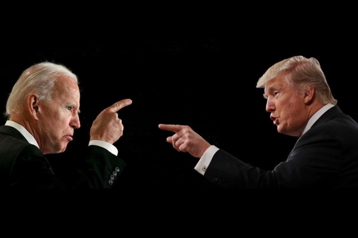 DraftKings presidential odds Trump Biden