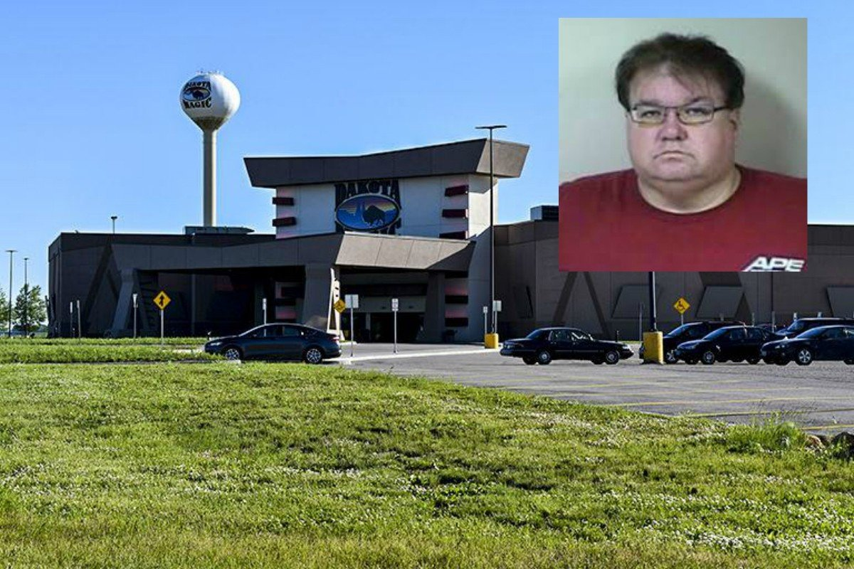 New Jersey crime North Dakota casino tribe