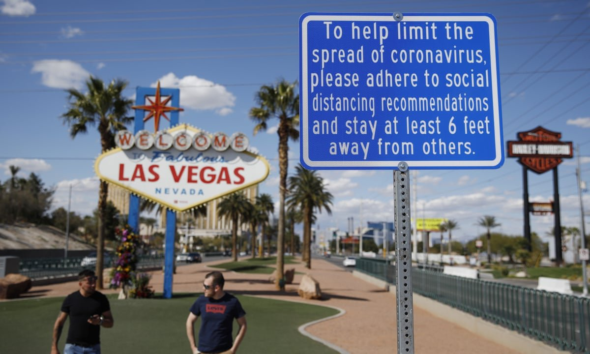 Las Vegas casino revenue Strip resort