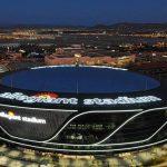 Fans OK'd to Attend College Football Games At Allegiant Stadium Near Las Vegas Strip