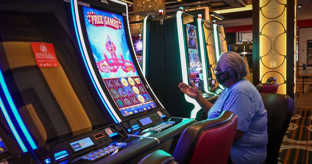 Maryland casinos revenue GGR