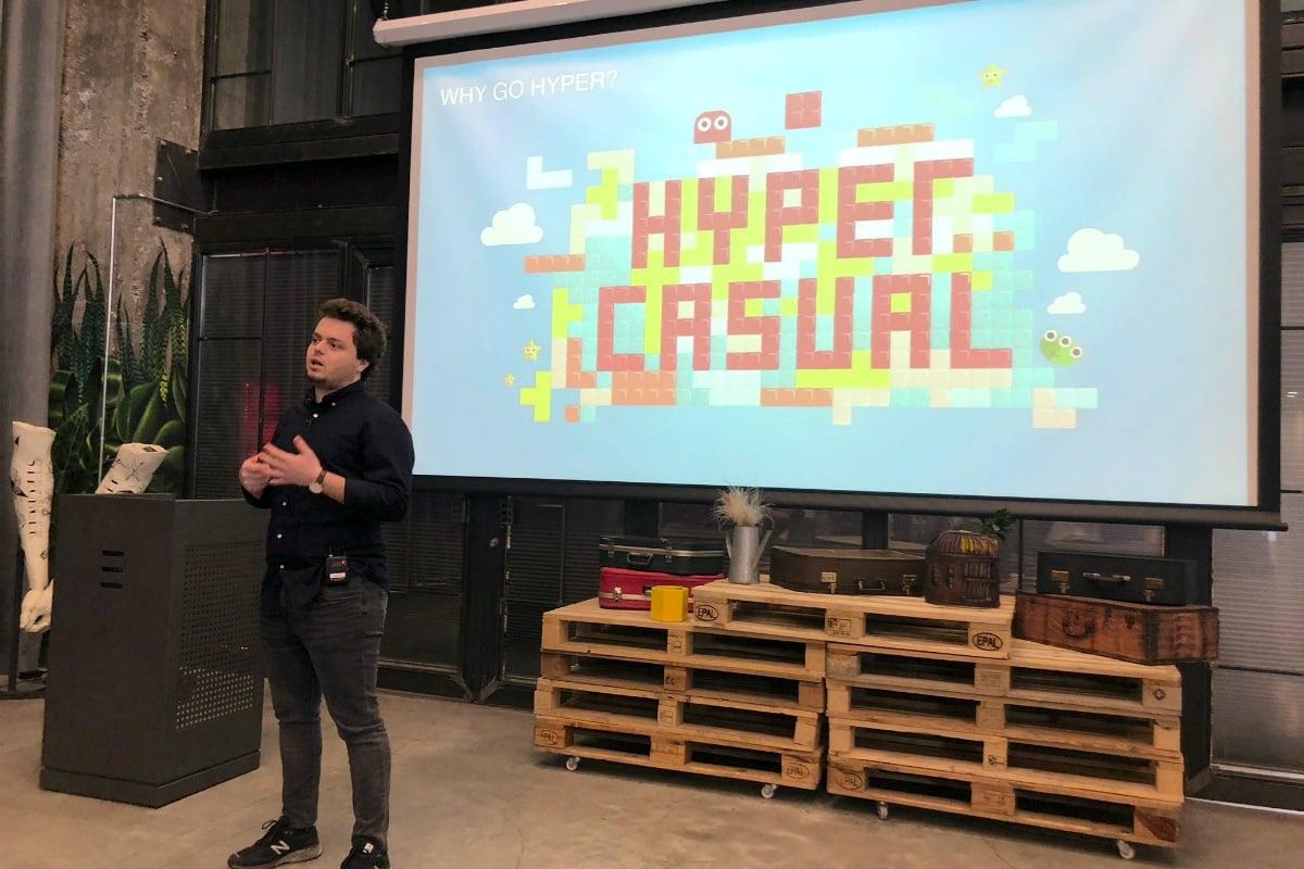 Zynga Rollic social games hyper-casual