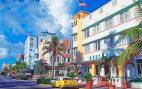 Resorts World Miami casino beach
