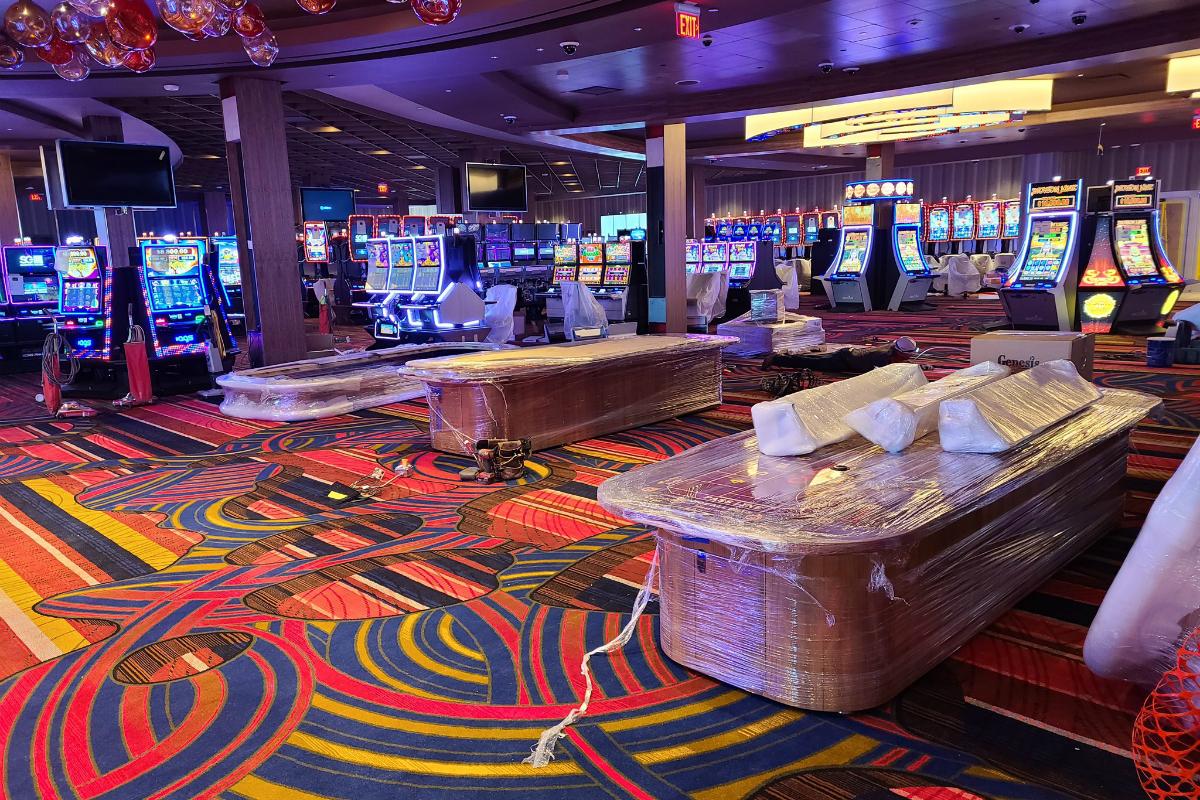 Live! Casino Pittsburgh Pennsylvania satellite