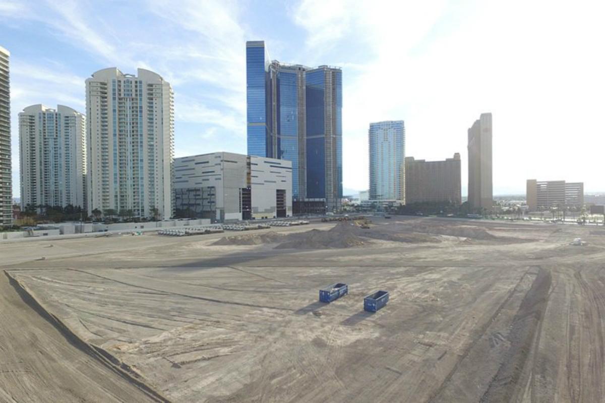 Clark County All Net Arena Las Vegas
