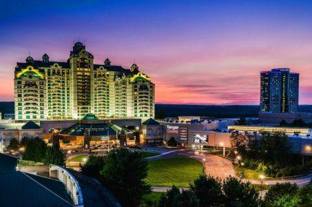Las Vegas top casinos Foxwoods