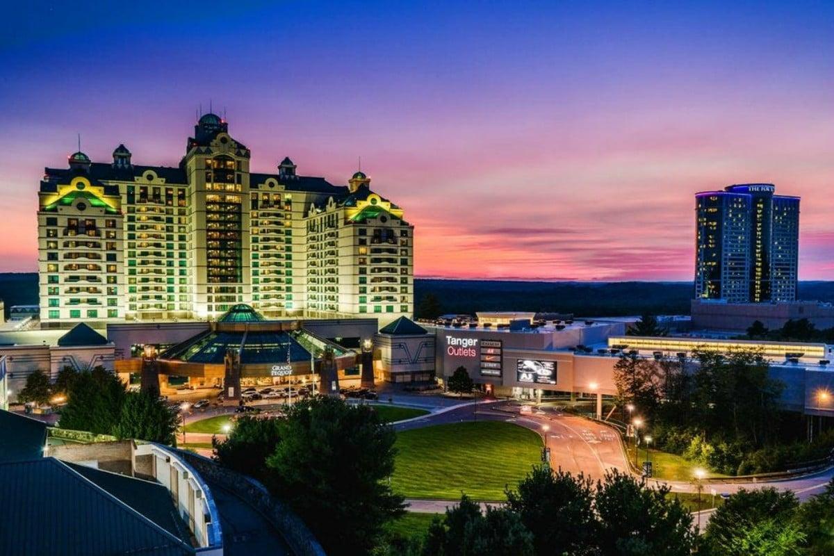 Top casinos Foxwoods