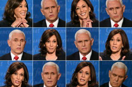 VP debate 2020 odds Harris Biden Trump Pence