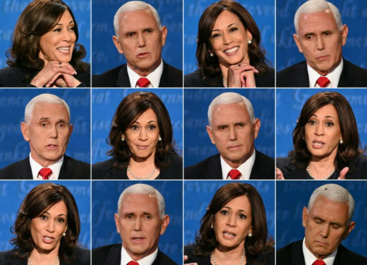 VP debate 2020 odds Harris Biden Trump Pence