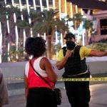 Another Shooting Near Las Vegas Strip Casino Injures Man