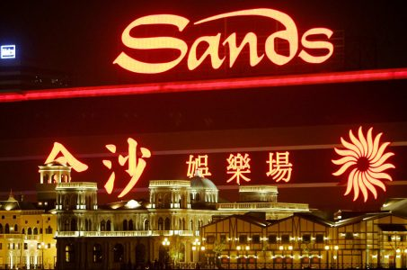 Sands Earnings