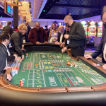 Arkansas Officials Get Sneak Peak of Saracen Casino Before Tuesday's Grand Opening