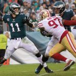 Eagles at 49ers Sunday Night Preview; NFL Week 4 Betting Trends