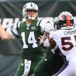 Two Winless Teams, Denver Broncos and New York Jets, Kick Off NFL Week 4