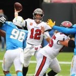 Bettors Like Tampa Bay Buccaneers, Not Chicago Bears in NFL Battle of 3-1.