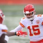 NFL Week 8 Preview: Kansas City Chiefs Are Rare, Huge Favorites Over New York Jets