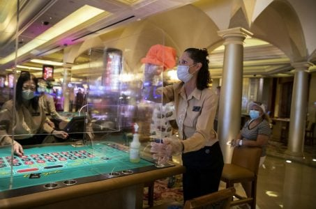 Borgata Atlantic City casino jobs