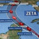 Gulf Coast Casinos Hunker Down Again as Hurricane Zeta Targets South Louisiana