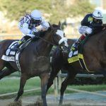 Derby Winner Authentic Leads Deep Field of 11 in Preakness Stakes