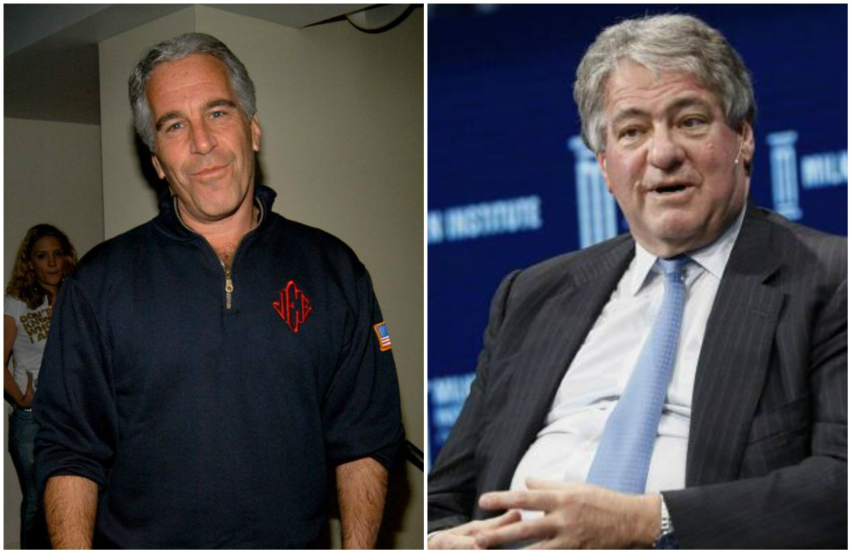 Caesars Jeffrey Epstein Leon Black Apollo