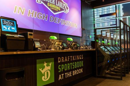 DraftKings Share Sale