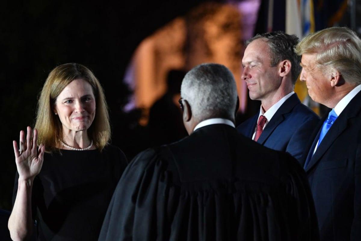 Amy Coney Barrett Supreme Court odds