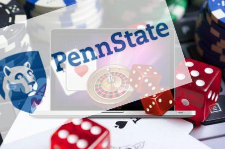 Penn State online gambling Pennsylvania