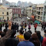 Macau October Visitation Trending Lower, Analyst Calls Golden Week Start 'Disappointing'