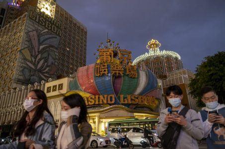 Macau GGR