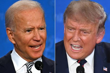 presidential election odds Trump Biden