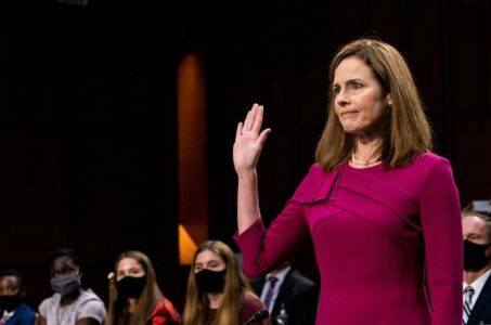 Amy Coney Barrett Supreme Court odds 2020