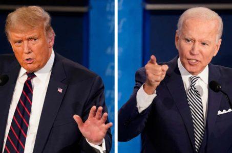 Trump Biden odds 2020 betting