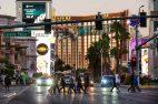 Las Vegas Strip Nevada casino revenue